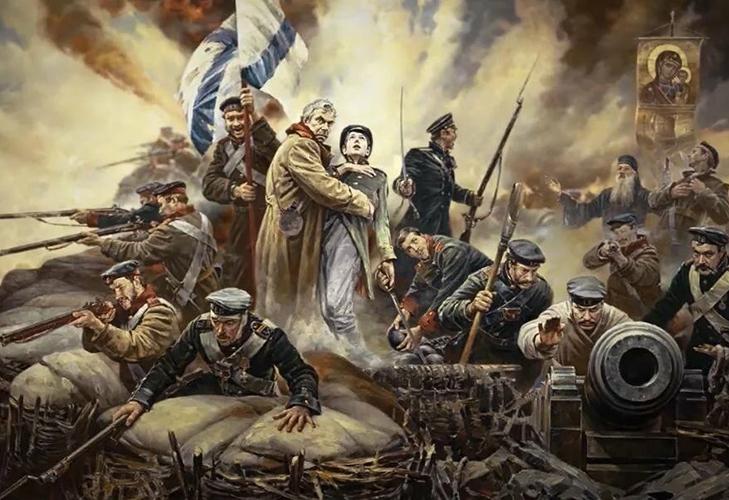 Защита Севастополя 1854-1855 года