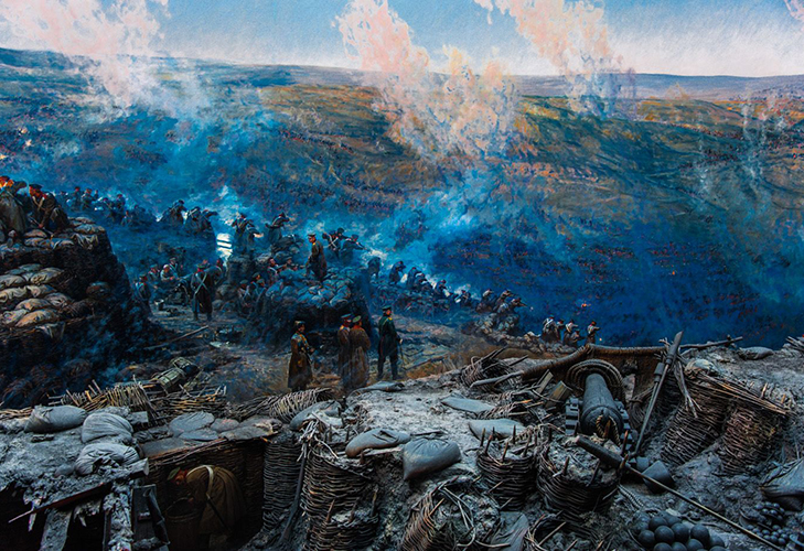 Оборона Севастополя 1854-1855 года