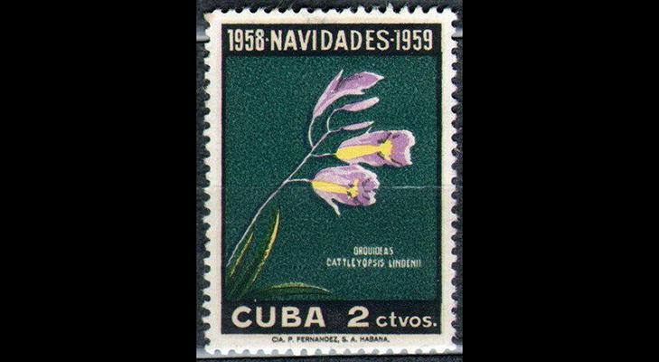 Почтовые марки Кубы периода Независимости