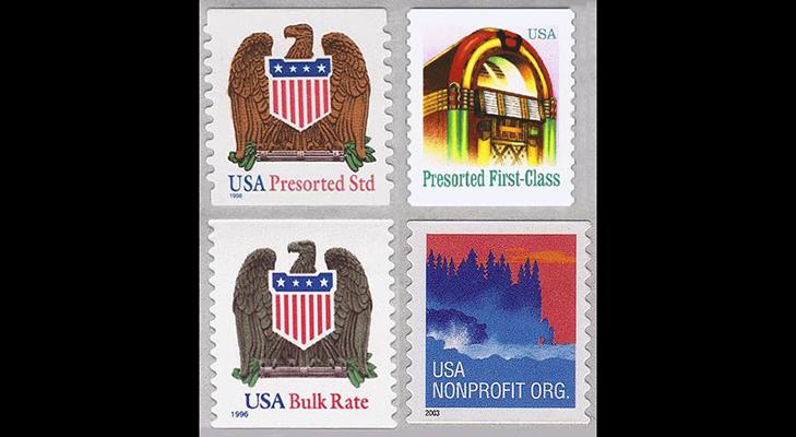 Современные марки США