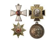Царские ордена