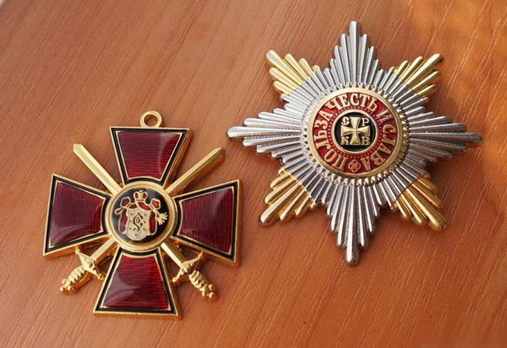 Орден Св. князя Владимира