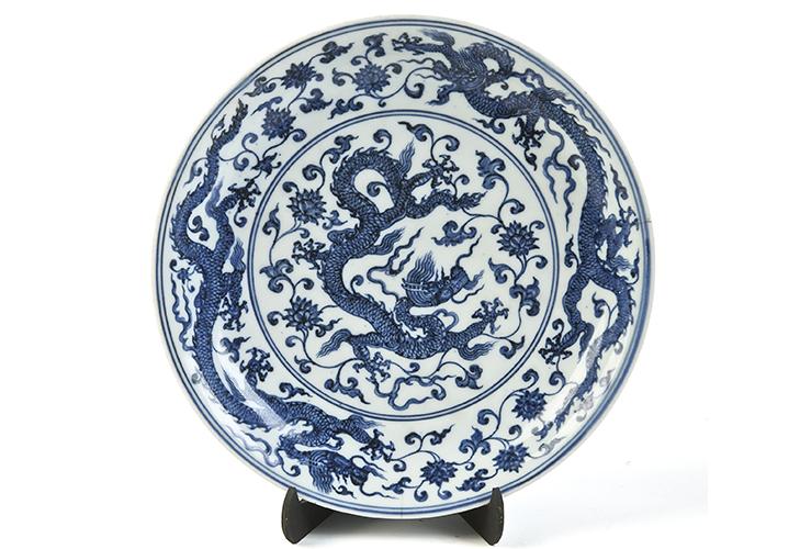 Китайский фарфор династии Мин