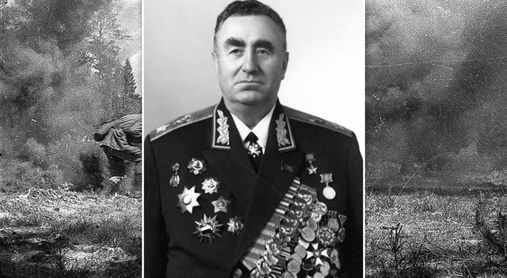 Павел Федорович Батицкий