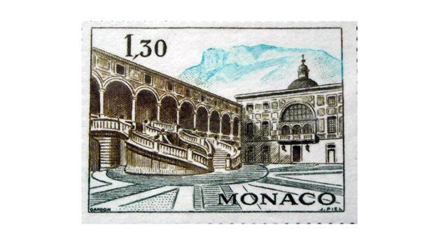 Почтовые марки Монако