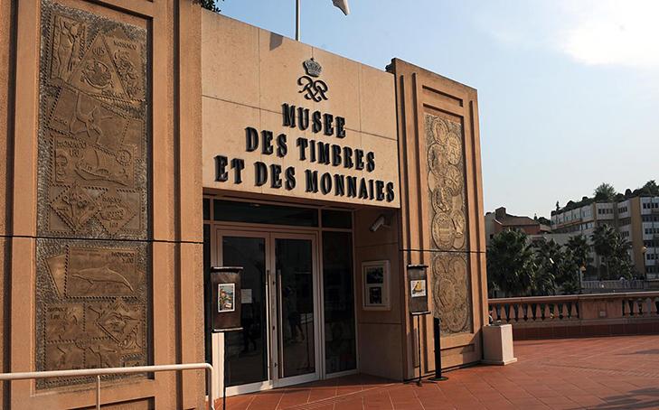 Музей почтовых марок и монет в Монако