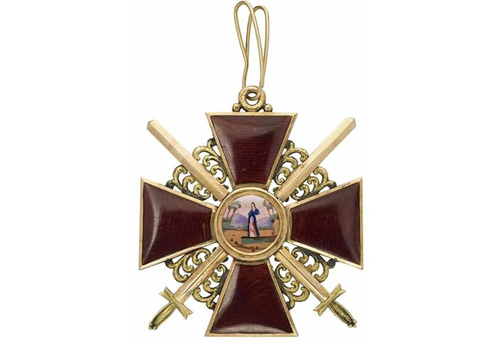 Орден Святой Анны в России