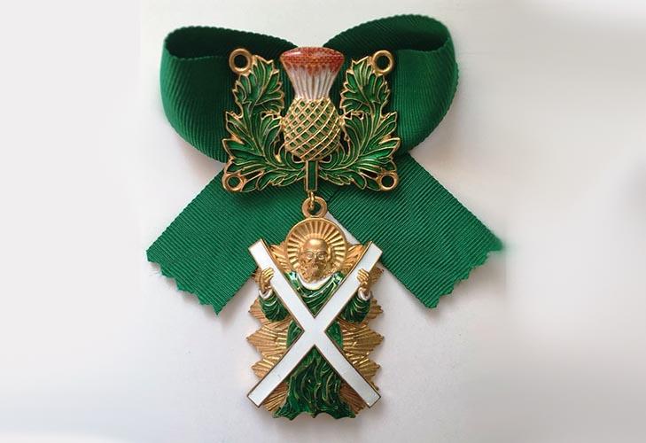 Орден Чертополоха