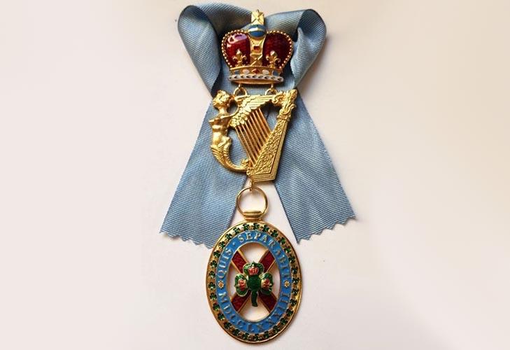 Орден Святого Патрика