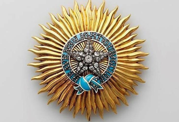 Орден Звезда Индии