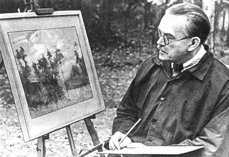 Евгений Камзолкин