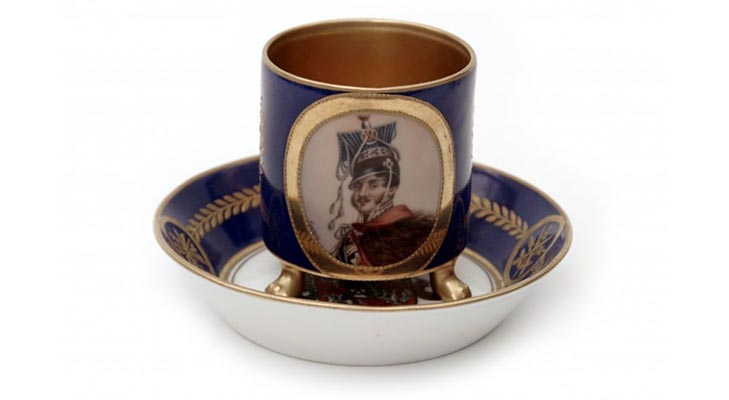 Фарфор из Барановки - Наполеон