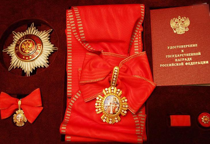 Орден «Св. Екатерины»
