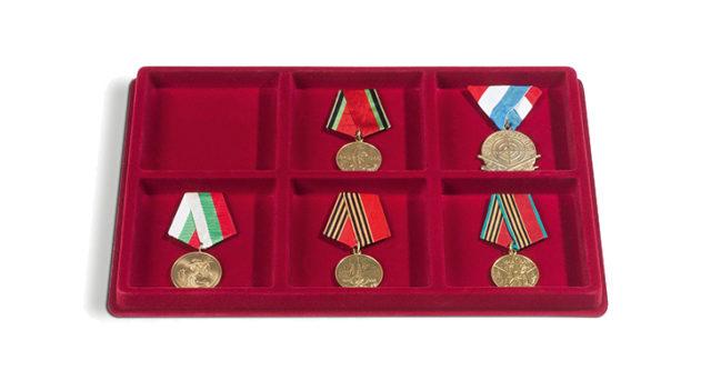 Хранение орденов и медалей