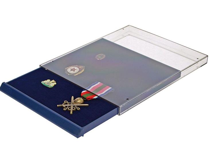 Пластиковая кассета для орденов и медалей