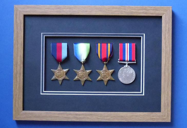 Рамка для орденов и медалей