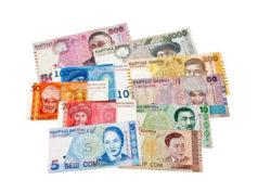 Деньги Киргизии