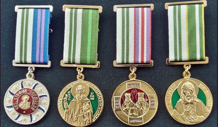 Епархиальные награды