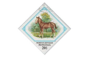 Почтовые марки Монголии