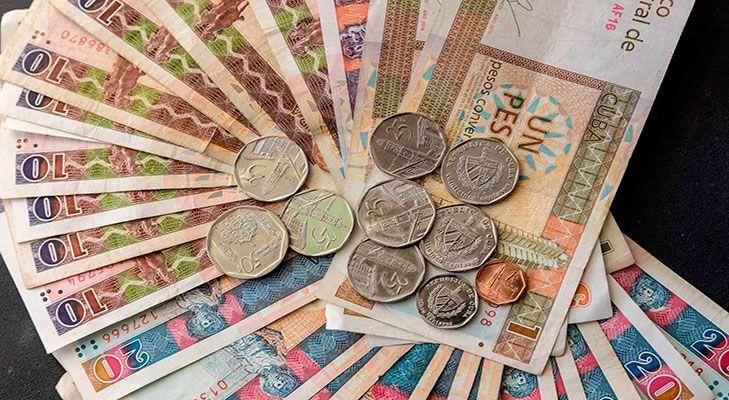 Монеты и банкноты Кубы