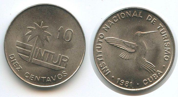 Монеты для туристов