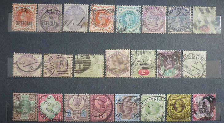 Британские марки