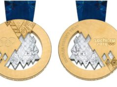 Состав золотых олимпийских медалей