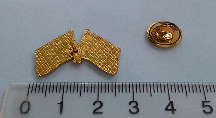 Цанга-бабочка