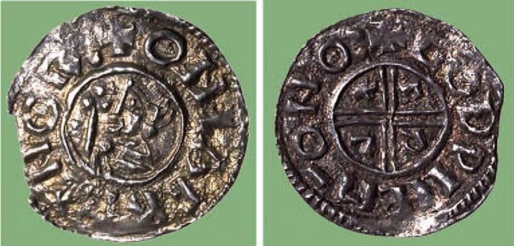 Первые монеты Норвегии