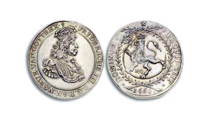 Норвежские монеты