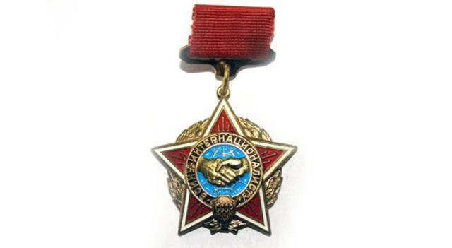 Медаль воина-интернациналиста