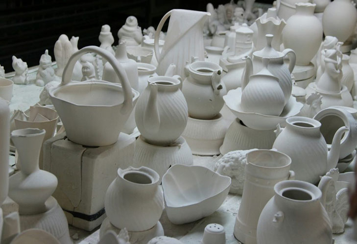 Посуда из фарфора
