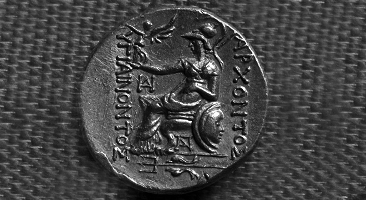 Монеты Гигиэнонта