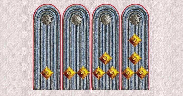 Военные знаки отличия ГДР