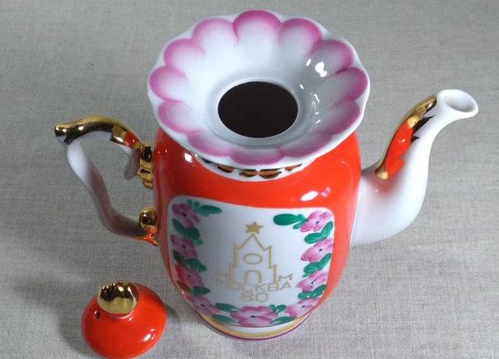 Чайник Сумского завода