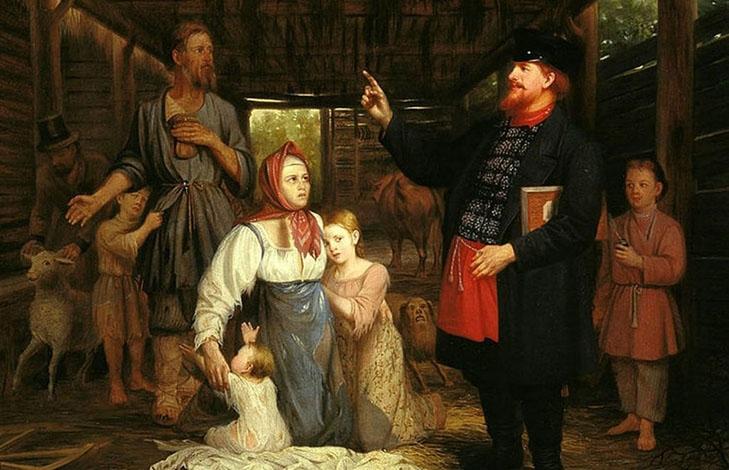 Жизнь крестьян
