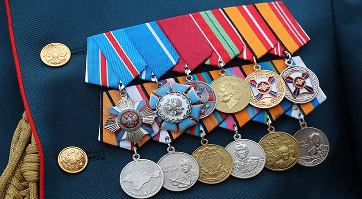 Медали Министерства Обороны