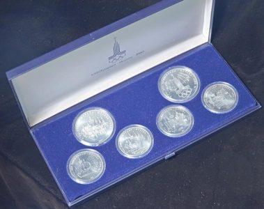 нумизматические монеты